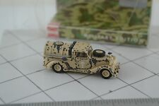 Busch 41562 Military Mercedes 170V Tanker Luftwaffe Afrika Corps  WWII 1:87