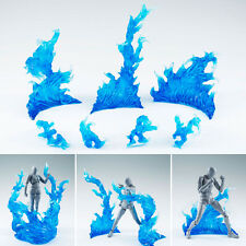 Tamashii Effect Burning Flame Blue for S.H.Figuarts D-Arts Anime Figure Bandai
