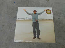 BEN HARPER-THE WILL TO LIVE-THE LIVE EP-AUDIOPHILE-180 GRAM-FACTORY SEALED-NEW