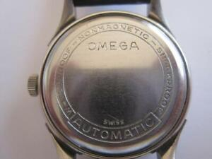 VINTAGE OMEGA BUMPER AUTOMATIC 2421/1 - CAL. 28.10 RA - WITH BOX