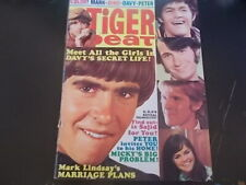 The Monkees, Lulu, Young Rascals - Tiger Beat Magazine 1968