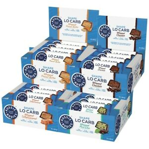 Aussie Bodies Lo Carb Whipped Protein Bars 12 x 50g Choose Your Flavour