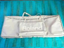 RARE Roland Synth Case for Juno 106 / JX-8P / 3P  80s Vintage