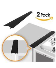 Silicone Kitchen Stove counter Gap Cover (Guarantee Two Day Shipping)2 pack