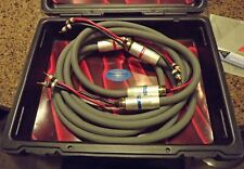 Monster Cable M2.2S Audiophile Speaker Wire - 15 FOOT Pr. with case. Store Demo