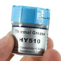 10G Cooler Heat Sink For Cpu Pc Thermal Paste Conductive Silicone Paste New U6B2