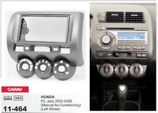CARAV 11-464 2Din Marco Adaptador Kit Instalacion Radio HONDA Fit Jazz 2002-2008