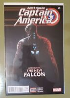 Captain America: Sam Wilson #5-1st cover Joaquin Torres as Falcon Near Mint 🔥