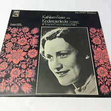 Kathleen Ferrier – Kindertotenlieder (Mahler) EX/VG+ HLM 7002