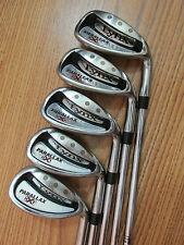 Lxny Golf Parallax HI X Irons 6-P/W Stiff Flex True Temper DynaLite Shafts