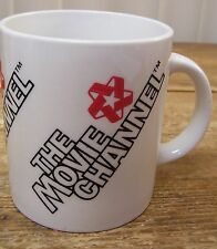 The Movie Channel Cable Channel Television TV Coffee Mug Cup TM