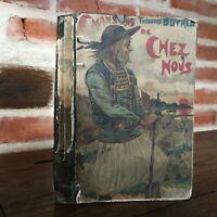 Théodore BOTREL Chansons de chez nous [Bretagne] paroles musique Ondet 1898