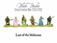 French and Indian Wars Last of the Mohicans Warlord Games 28mm