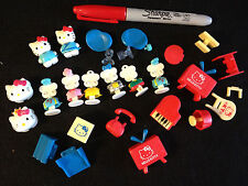 New Other~Hello Kitty Play Figure Set from Japan-ship free