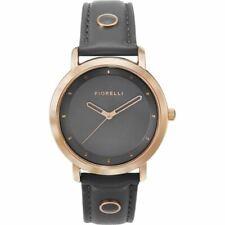 Reloj de Cuarzo para Mujeres Análogo Clásico Fiorelli con correa de aluminio FO044ERG