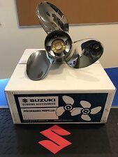 SUZUKI STAINLESS STEEL PROPELLER 3x14x22 990C0-00610-22P