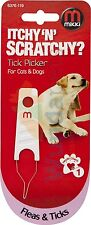 Mikki Tick Picker Removal Tool of Ticks on Dogs and Cats 6376119