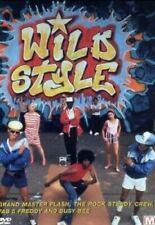 DVD Wild Style (1992) region free