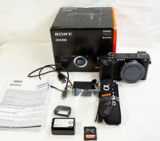 Sony Alpha a6300 24.2 MP Digital SLR Camera - Black (Body Only)