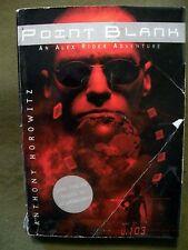 Alex Rider Adventure Bk 1 & 3: Point Blank & Skeleton Key by A. Horowitz (Pbks)