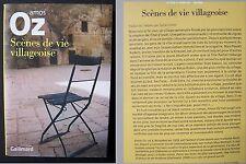 #) Scènes de vie villageoise - Amos Oz