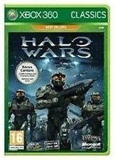 HALO WARS (XBOX 360), New Xbox 360 Video Games