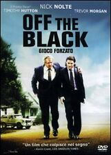 DvD OFF THE BLACK   ......NUOVO