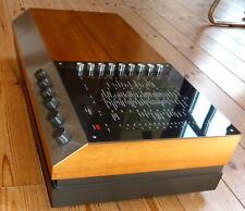 Wega 3201 HIFI - Kompaktanlage von 1968 -  Dual-Plattenspieler 1015 mit System