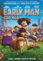 EARLY MAN (BILINGUAL) (DVD)