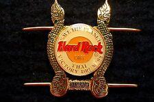HRC Hard Rock Cafe Bangkok Victory Thai drums green Dragons