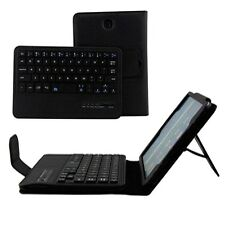 "Removable Bluetooth Keyboard Leather Case For 8""Samsung Galaxy Tab S2 T710 T715"