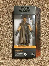 "Star Wars Black Series Greef Karga 6"" Figure"