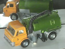 BALAYEUSE JOHNSTON CABINE FORD :  DINKY TOYS ORIGINALE 1971/78