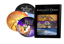 ILLUSTRA MEDIA INTELLIGENT DESIGN 3 DISC DVD COLLECTION PLANET LIFE UNIVERSE