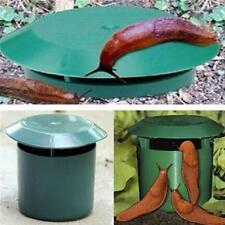 Snail Slug Molusca House Cage Pest Bait Trap Control Catcher Box Garden Trapper