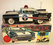 Yonezawa 1958er Ford Police im OKT (1950er Jahre - Made in Japan)