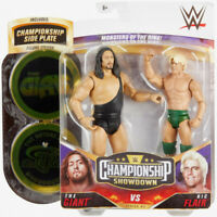 WWE Mattel The Giant vs. Ric Flair Championship Showdown Series 3 Figures