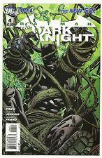 Batman The Dark Knight #4 Unread Near Mint First Print New 52