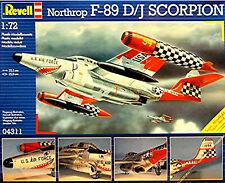 Northrop F-89 D/J Scorpion Longueur: 22,5 CM Envergure 25 1:72 Kit de Montage