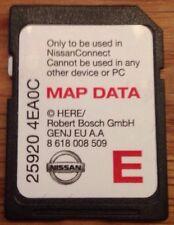 Nissan Connect SD Karte 25920 4EA0C