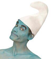 Weiße Zwergenmütze NEU - Karneval Fasching Hut Mütze Kopfbedeckung