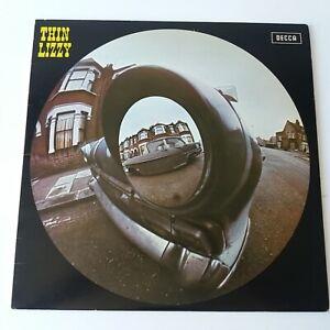Thin Lizzy - Self Titled - Vinyl LP UK 1st Press -3D/-3D EX+/EX+