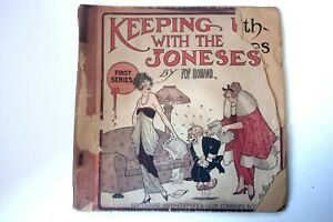 ⭐ KEEPING UP WITH THE JONES FIRST SERIES COMIC BOOK 1920