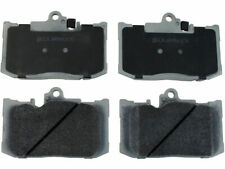 For 2018-2019 Lexus GS300 Disc Brake Pad and Hardware Kit Front 41695WP