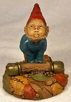 BOOMER-R 1997~Tom Clark Gnome~Cairn #5339~Ed #26~w/COA & Story Card~Hand Signed