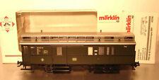 Märklin HO:  42358   Post Museum  Gepäckwagen OVP