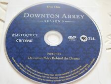Downton Abbey Third Season 3 Disc 1 DVD Disc Only 42-219