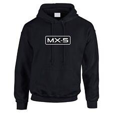 Mazda MX5 MX-5 Hoodie Hooded Fleece