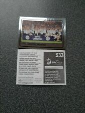 PANINI EURO 2008 NR. 533 DEUTSCHLAND 1996