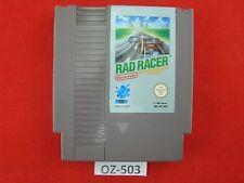 RAD racer nes-rc-noe Game Nintendo NES juego #oz-503